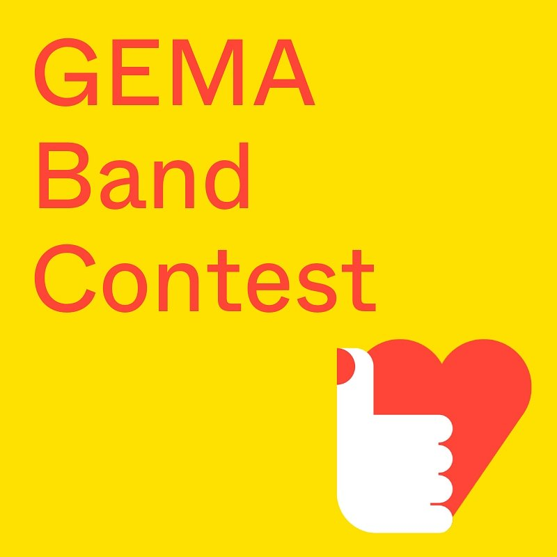 GEMA Bandcontest - apply now